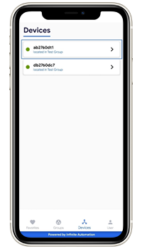 Infinite Automation iOS Configuration Step 7
