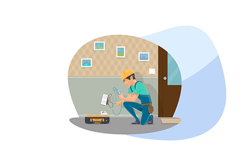 Electrician Smart Home