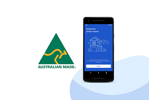 Made in Australia - Smart Home Infinite Automation